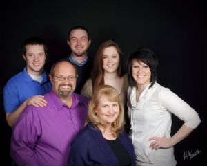 I love them all!  This is my family!
