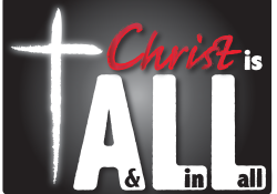 Christ is all and in All